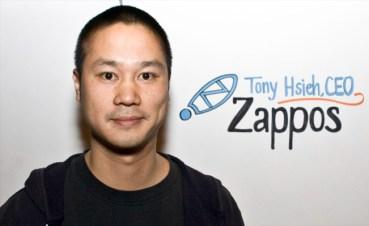 Tony Hsieh - Zappos - Holacracy