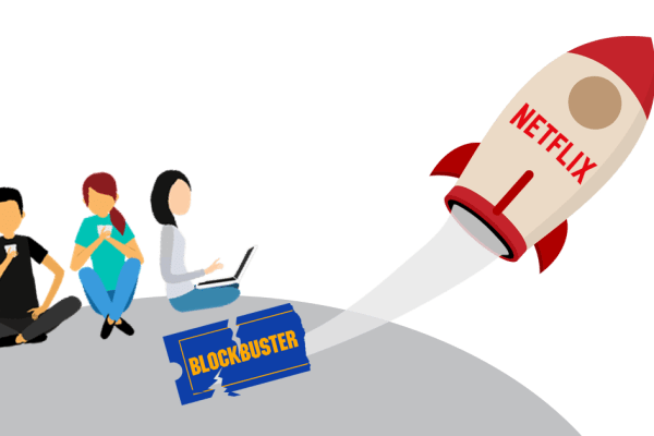 Winning the Customer Journey Battle: Netflix vs Blockbuster Case Study