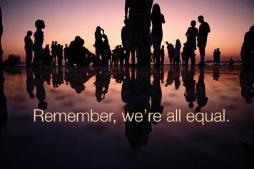 Výsledok vyhľadávania obrázkov pre dopyt we are all equal