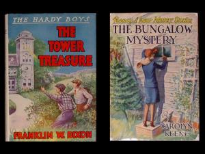 Hardy Boys and Nancy Drew