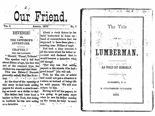 our friend tales of a lumberman
