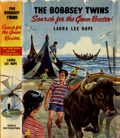 British Bobbsey Twins