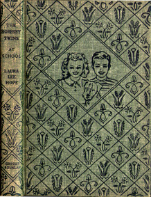 Bobbsey Twins cover
