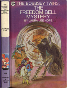 Bobbsey Twins purple cover