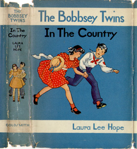 Goldsmith DJ Bobbsey Twins