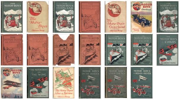 Motor Boys Series