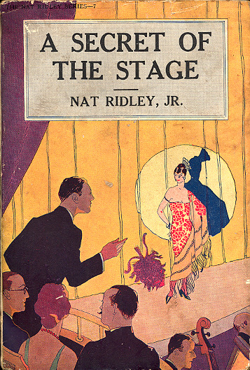 Nat Ridley Secret of the Stage