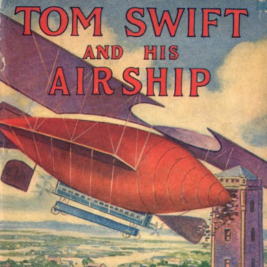 tom swift airship