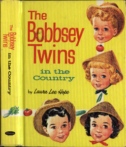 1960s Whitman Bobbsey