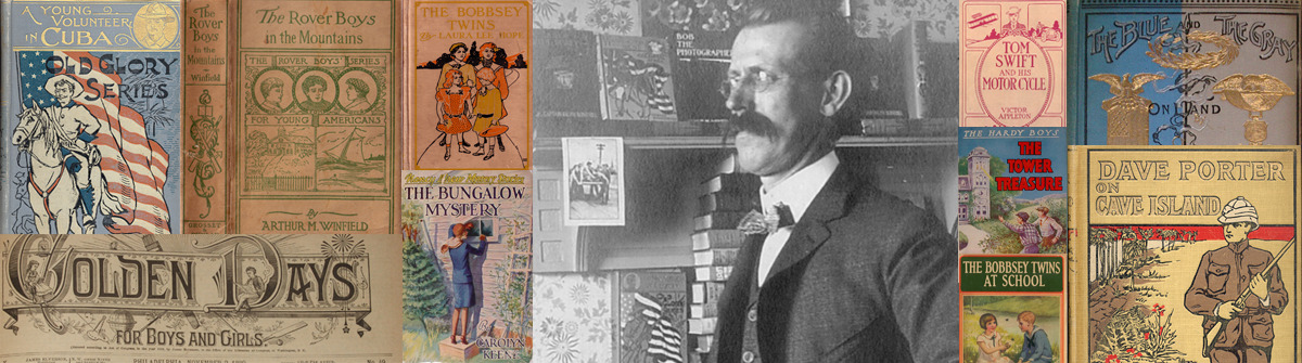 Edward Stratemeyer: 1862-1930