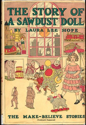 Story of a Saw Dust Doll in the Make Believe Stories series