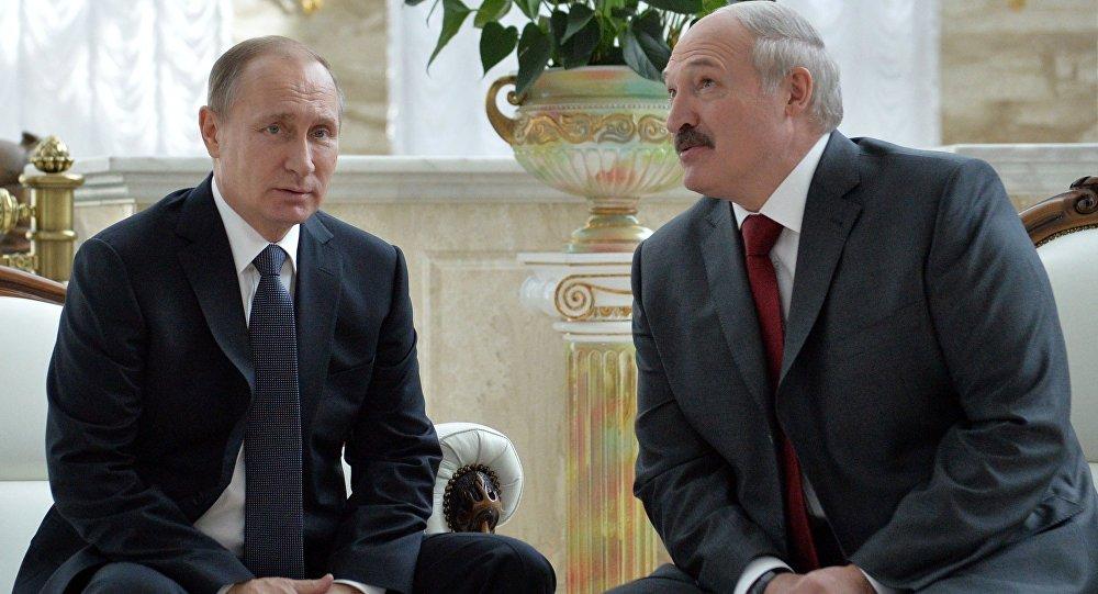 Putin Lukaşenko ilə dil tapa bilmir –