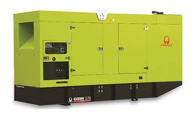 Diesel Generator GSW