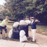 SHDA members celebrate another successful cleanup