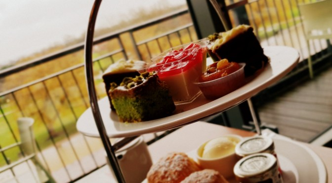 Review: Afternoon Tea at the RSC