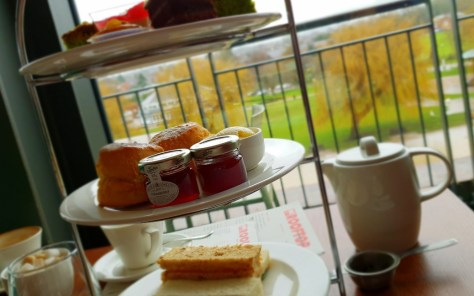 Afternoon Tea at the RSC in Stratford-upon-Avon