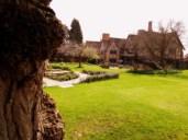 A view of the home across the gardens ©Stratfordblog.com