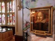 A portrait of William Shakespeare ©Stratfordblog.com