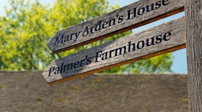 Visit Mary Arden's Farm