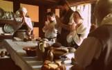 The Tudor dinner ©Stratfordblog.com