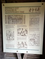 Festivals and folklore in Shakespeare's time ©Stratfordblog.com