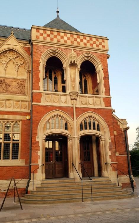 The Swan Theatre ©Stratfordblog.com