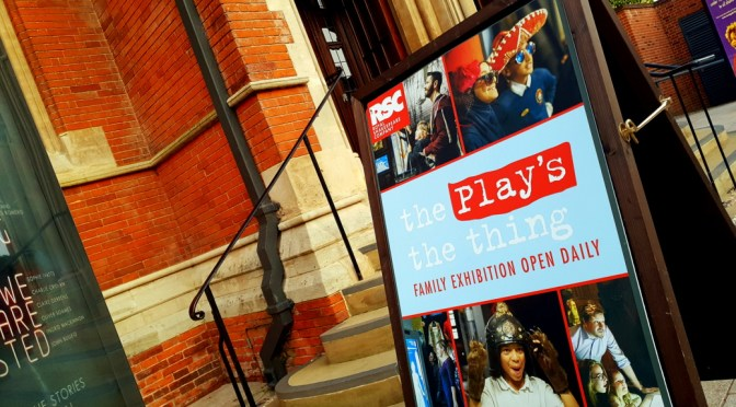 Visit The Play's The Thing