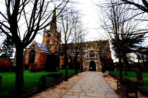 Holy Trinity Church, Stratford-upon-Avon ©Stratfordblog.com