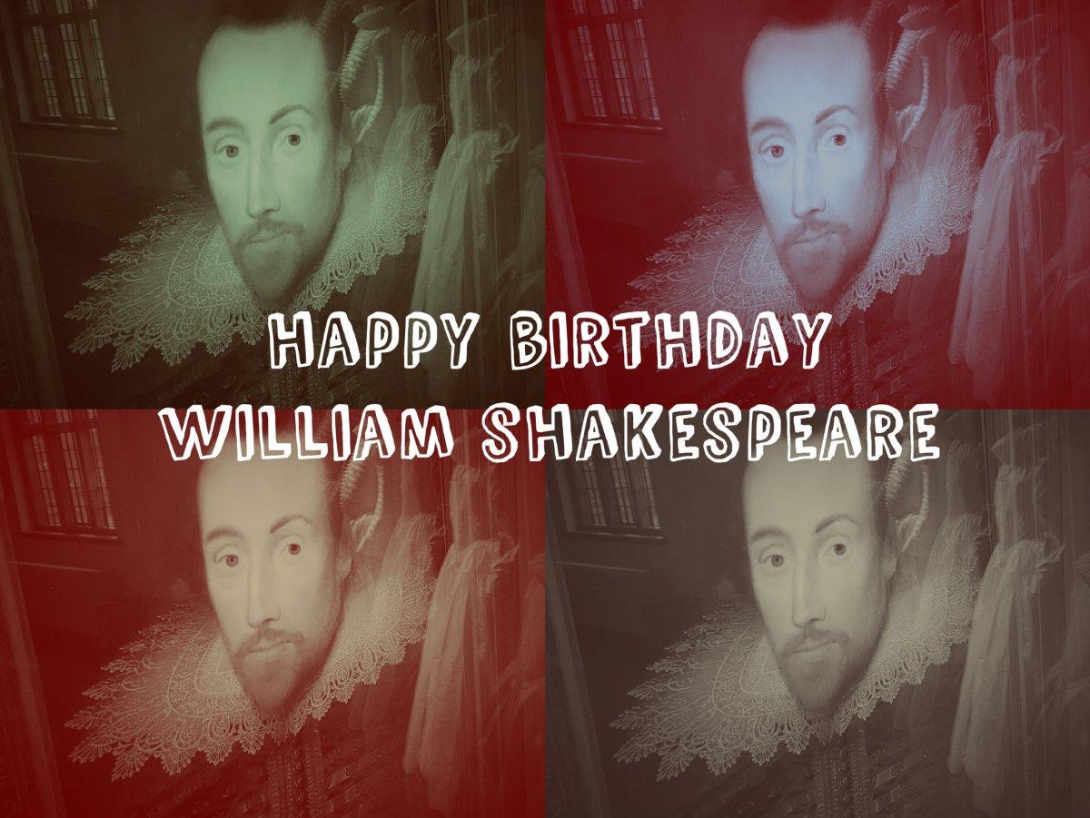 Shakespeare's Birthday in Stratford-upon-Avon