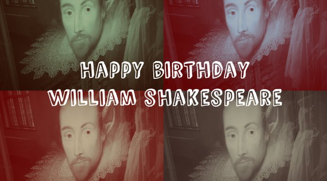 Shakespeare's Birthday in Stratford-upon-Avon