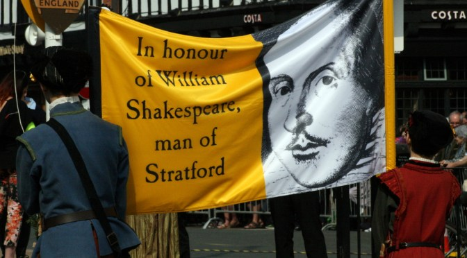 A few highlights of Shakespeare's Birthday Celebrations 2018