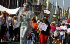 Warwickshire Pride in the literary pageant ©Stratfordblog.com