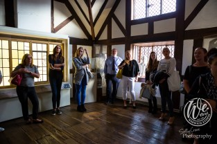 Inside Shakespeare's Birthplace © Sally Crane Photography