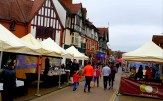 Markets on Henley Street ©Stratfordblog.com