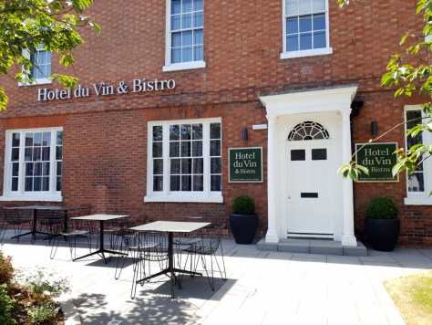 Hotel du Vin Stratford-upon-Avon ©Stratfordblog.com