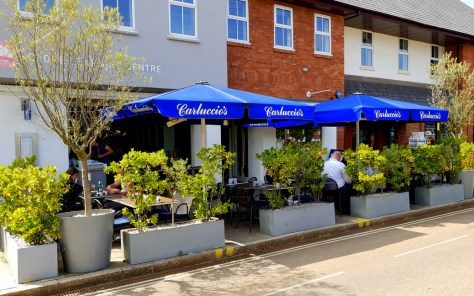 Carluccio's Stratford-upon-Avon ©Stratfordblog.com
