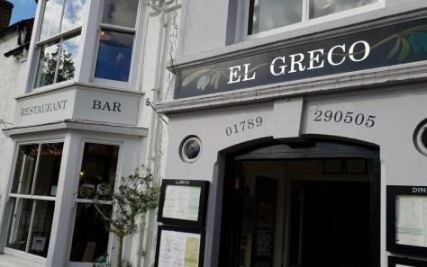 El Greco ©Stratfordblog.com