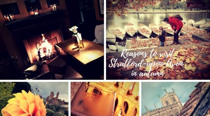 5 reasons to visit Stratford-upon-Avon in autumn
