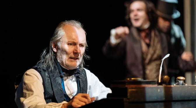 A Christmas Carol at the RSC. Photo by Manuel Harlan (c) RSC