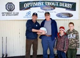 Optimist Trout Derby 2011