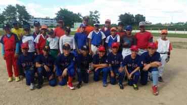 Cuba Minor Baseball Team