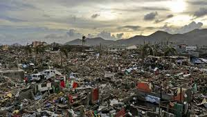 Haiyan destruction