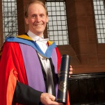 7 Strathclyde presents leading pharmaceutical industry scientist with honorary degree