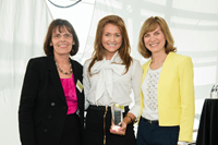(12) left to right Julie Digby; Lynne Howie; Fiona Bruce