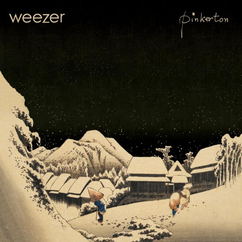 Essential Listening - Weezer - Pinkerton - pic