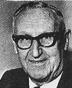 William Dunlop, Mayor of Strathfield 1957
