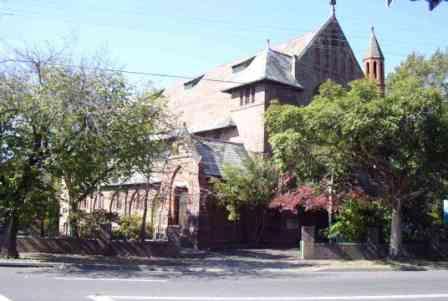 St Anne's Anglican Church, Strathfield (2004).  Photo: Cathy Jones