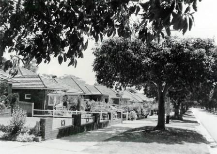 Marion Street Strathfield (1986)