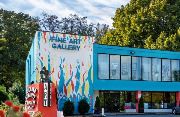 Stravitz Sculpture & Fine Art - Virginia Beach Va