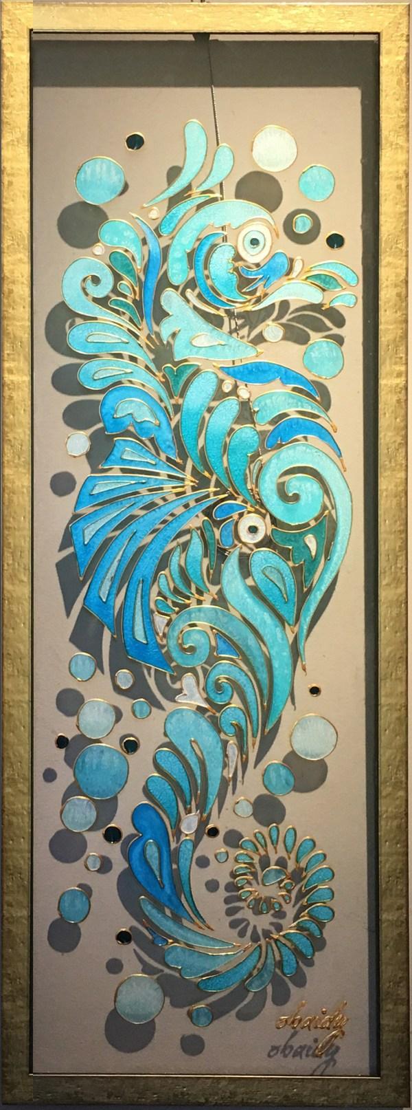Seahorse - Stravitz Sculpture & Fine Art